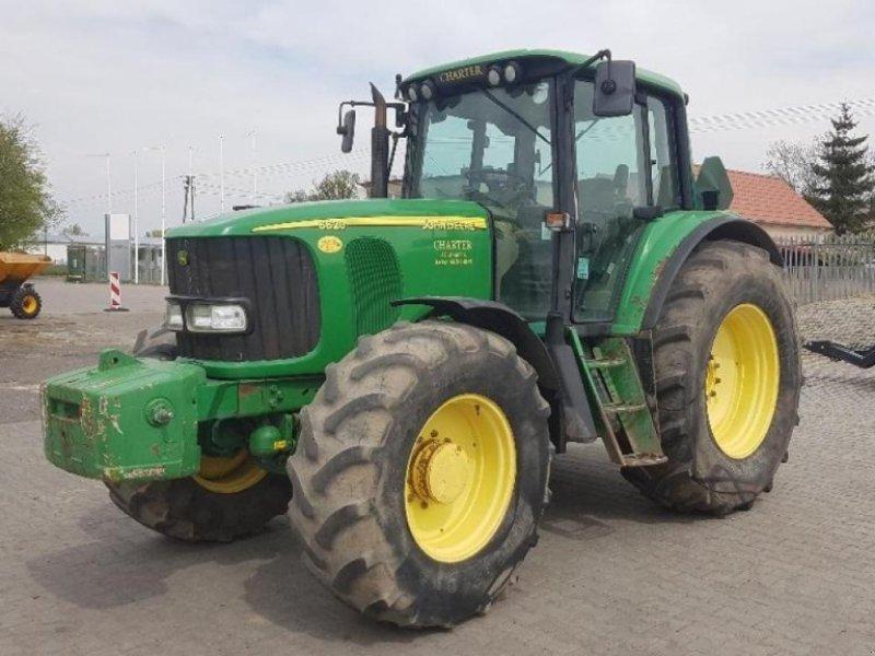 Traktor typu John Deere 6620, Gebrauchtmaschine w 120 GARZYN (Zdjęcie 1)
