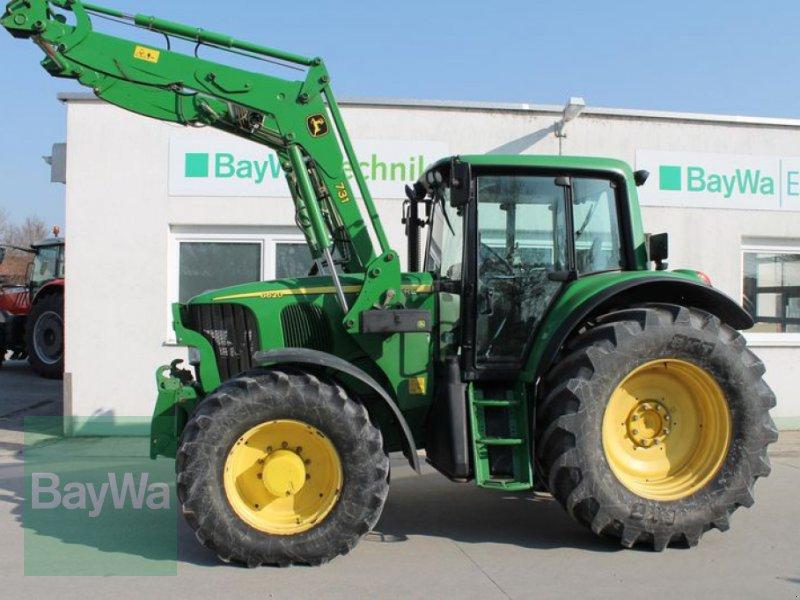 Traktor des Typs John Deere 6620, Gebrauchtmaschine in Straubing (Bild 1)