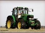 Traktor типа John Deere 6620 в Biessenhofen