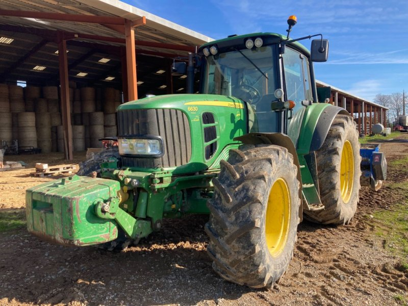 Traktor типа John Deere 6630 AP TLS, Gebrauchtmaschine в Realmont (Фотография 1)