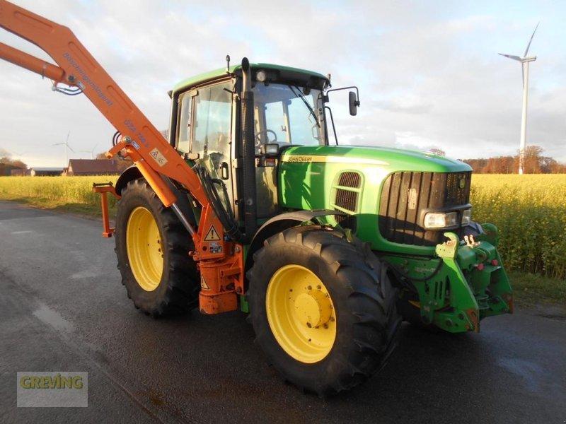 Traktor типа John Deere 6630 mit Gödde Ausleger GZA 750S, Gebrauchtmaschine в Wettringen (Фотография 2)
