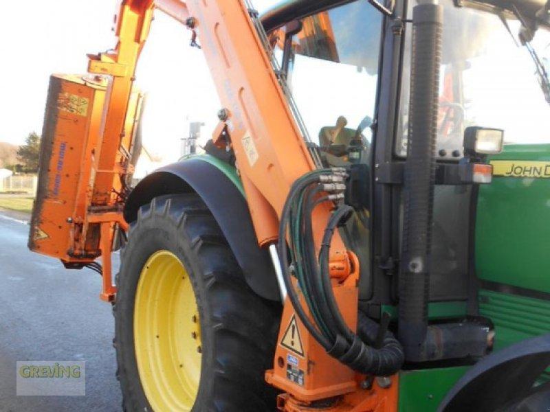 Traktor des Typs John Deere 6630 mit Gödde Ausleger GZA 750S, Gebrauchtmaschine in Wettringen (Bild 9)