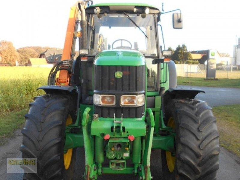 Traktor des Typs John Deere 6630 mit Gödde Ausleger GZA 750S, Gebrauchtmaschine in Wettringen (Bild 10)