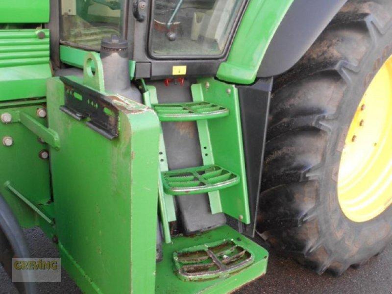 Traktor des Typs John Deere 6630 mit Gödde Ausleger GZA 750S, Gebrauchtmaschine in Wettringen (Bild 12)