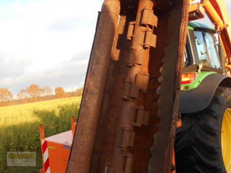 Traktor des Typs John Deere 6630 mit Gödde Ausleger GZA 750S, Gebrauchtmaschine in Wettringen (Bild 21)