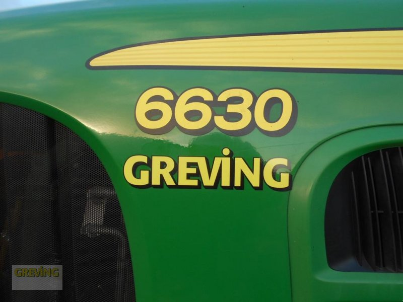 Traktor типа John Deere 6630 mit Gödde Ausleger GZA 750S, Gebrauchtmaschine в Wettringen (Фотография 28)