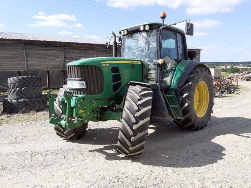 Traktor a típus John Deere 6630 PREMIUM APW, Gebrauchtmaschine ekkor: BEAUPREAU (Kép 1)