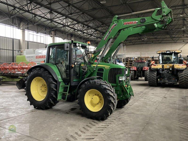 Traktor tipa John Deere 6630 Premium *Auto Quad* Stoll Frontlader, Gebrauchtmaschine u Salsitz (Slika 1)