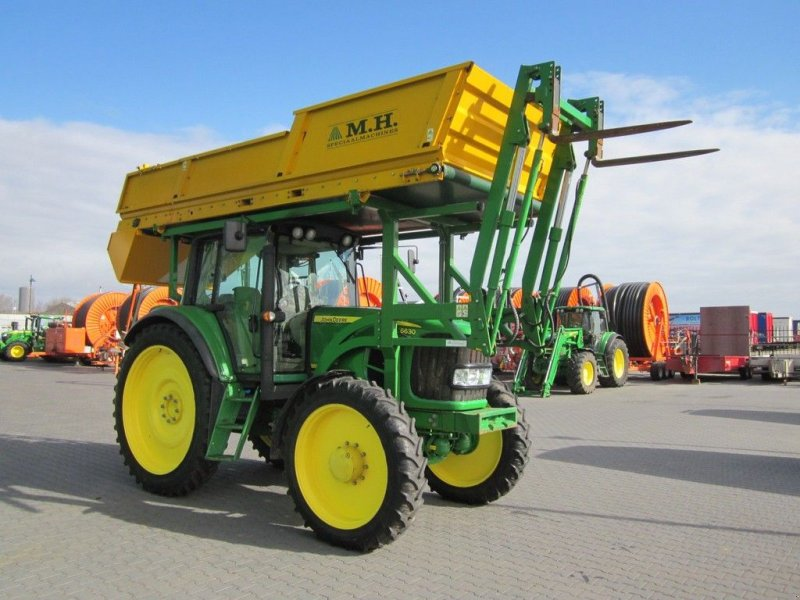 Traktor типа John Deere 6630 Premium, Gebrauchtmaschine в Zuidoostbeemster (Фотография 3)