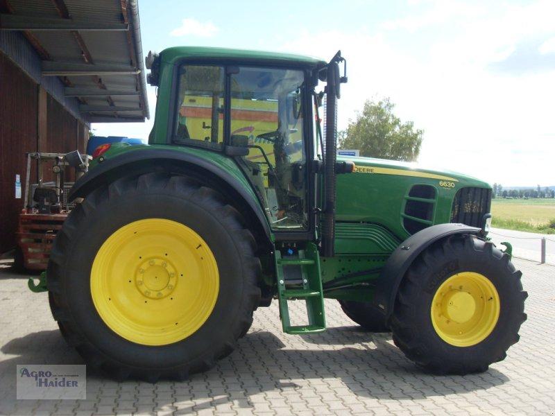 Traktor типа John Deere 6630 Premium, Gebrauchtmaschine в Moosthenning (Фотография 4)