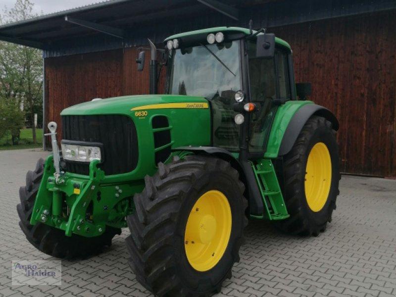 Traktor des Typs John Deere 6630 Premium, Gebrauchtmaschine in Moosthenning (Bild 1)
