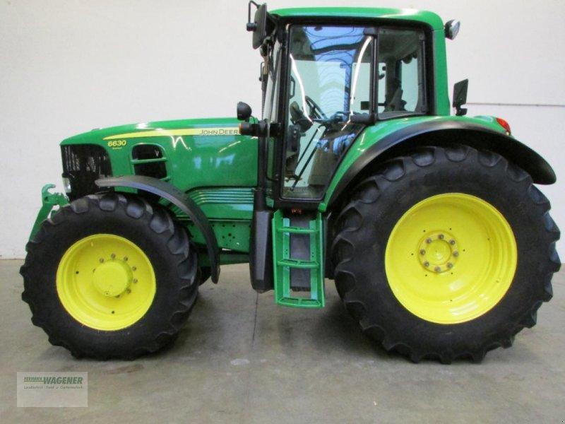 Traktor типа John Deere 6630 PREMIUM, Gebrauchtmaschine в Bad Wildungen-Wega (Фотография 3)