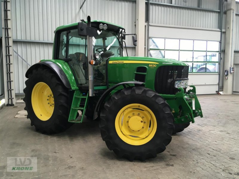 Traktor типа John Deere 6630 Premium, Gebrauchtmaschine в Spelle (Фотография 3)