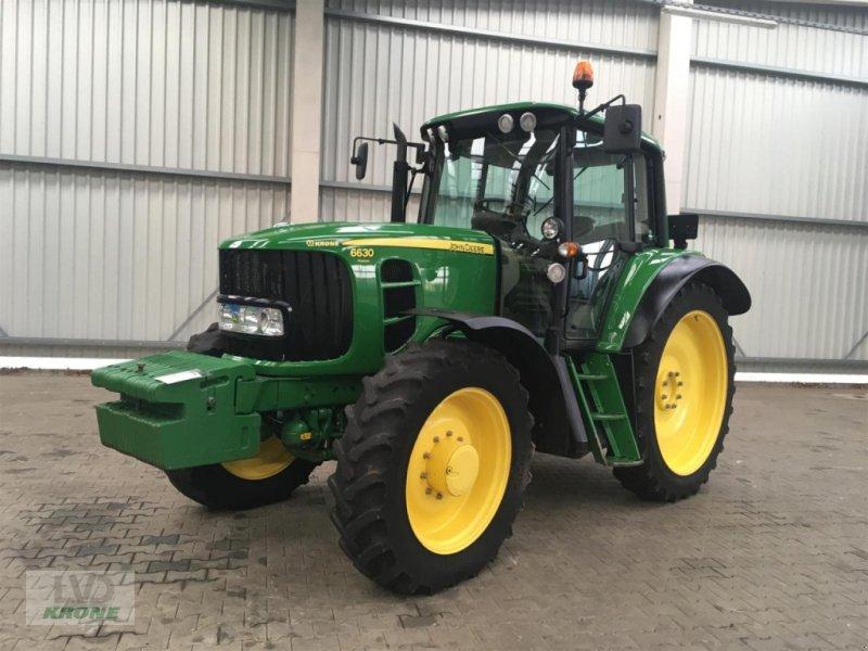 Traktor des Typs John Deere 6630 Premium, Gebrauchtmaschine in Zorbau (Bild 1)
