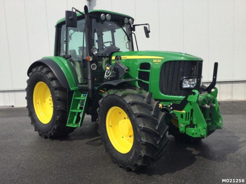 Traktor des Typs John Deere 6630 Premium, Gebrauchtmaschine in Rietberg (Bild 1)