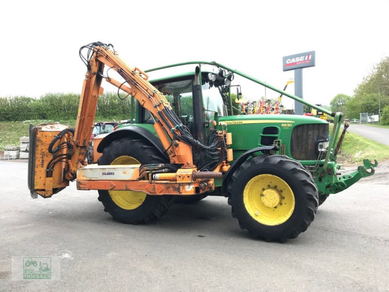 Traktor типа John Deere 6630 Premium, Gebrauchtmaschine в Steiningen b. Daun (Фотография 7)