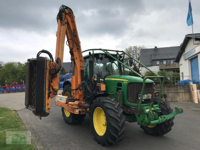 Traktor типа John Deere 6630 Premium, Gebrauchtmaschine в Steiningen b. Daun (Фотография 9)