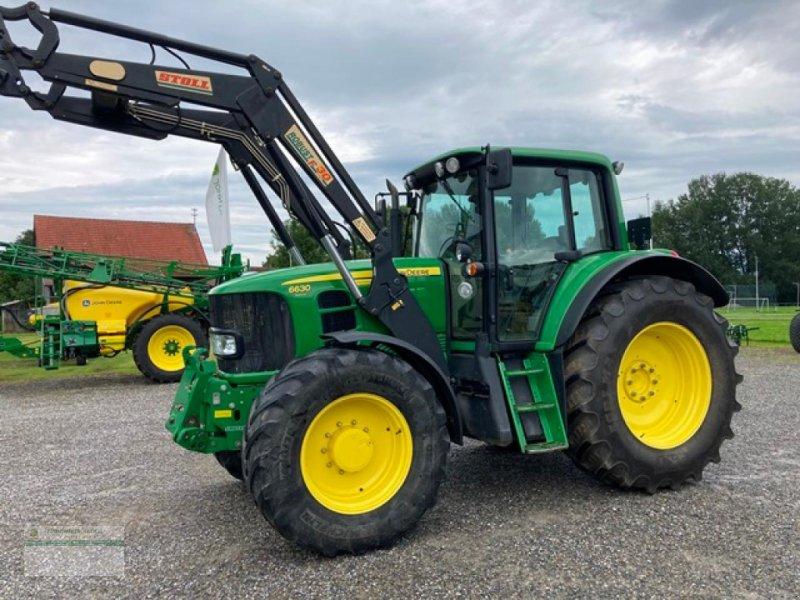 Traktor typu John Deere 6630 Premium, Gebrauchtmaschine w Kanzach (Zdjęcie 1)