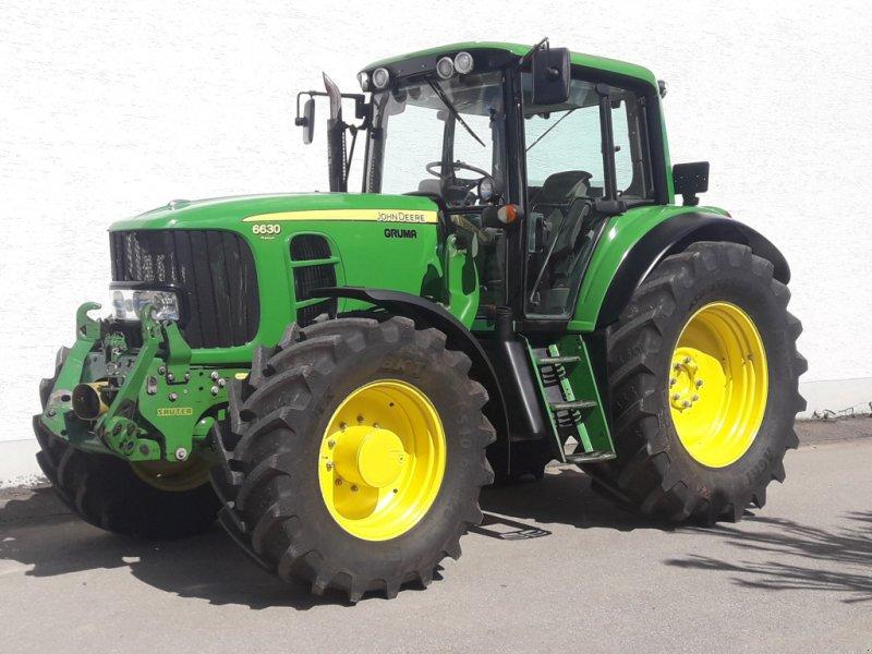 Traktor a típus John Deere 6630 Premium, Gebrauchtmaschine ekkor: Holzgünz (Kép 1)