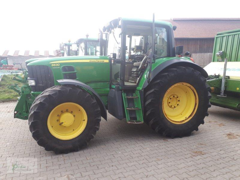 Traktor типа John Deere 6630, Gebrauchtmaschine в Bad Kötzting (Фотография 1)