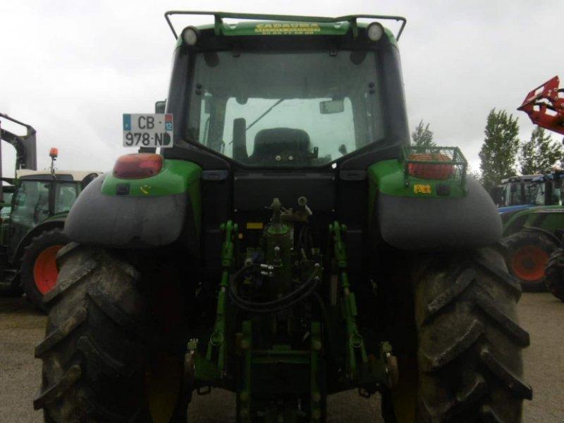 Traktor типа John Deere 6630, Gebrauchtmaschine в CALMONT (Фотография 5)