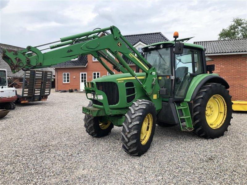 Traktor tip John Deere 6630, Gebrauchtmaschine in Nørager (Poză 1)
