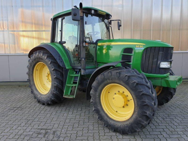 Traktor типа John Deere 6630, Gebrauchtmaschine в Sittensen (Фотография 11)
