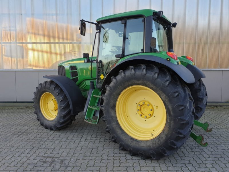 Traktor типа John Deere 6630, Gebrauchtmaschine в Sittensen (Фотография 10)