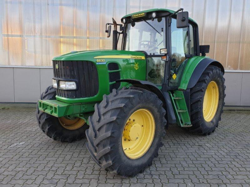 Traktor типа John Deere 6630, Gebrauchtmaschine в Sittensen (Фотография 1)