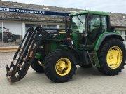 Traktor типа John Deere 6800 Hauer POMC 130 frontlæsser, Gebrauchtmaschine в Nimtofte