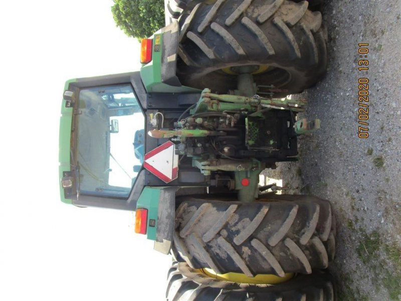 Traktor типа John Deere 6810 fra konkursbo, Gebrauchtmaschine в Herning (Фотография 6)