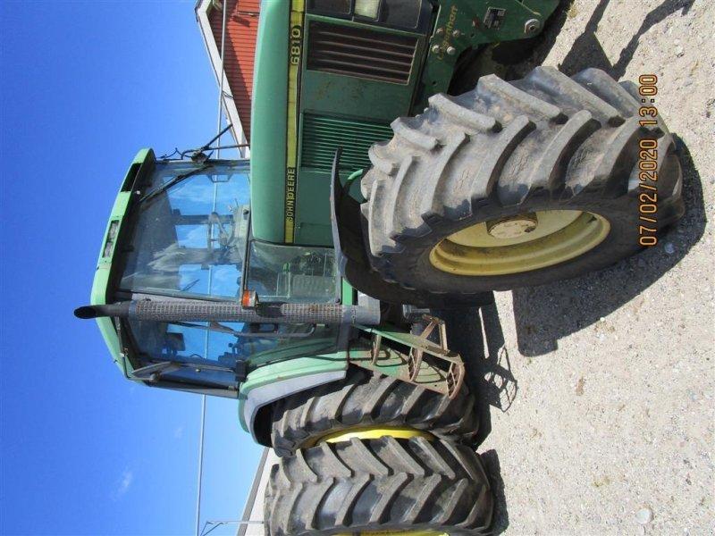 Traktor типа John Deere 6810 fra konkursbo, Gebrauchtmaschine в Herning (Фотография 4)