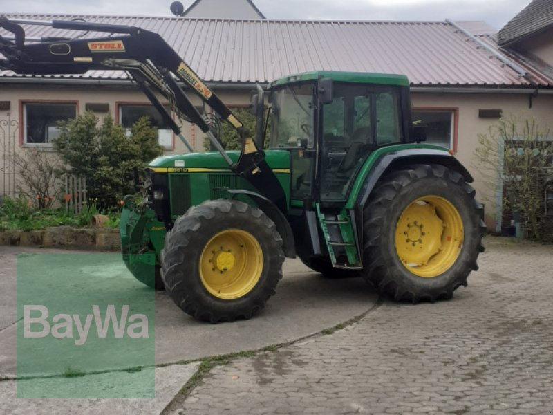 Traktor des Typs John Deere 6810, Gebrauchtmaschine in Fürth (Bild 1)