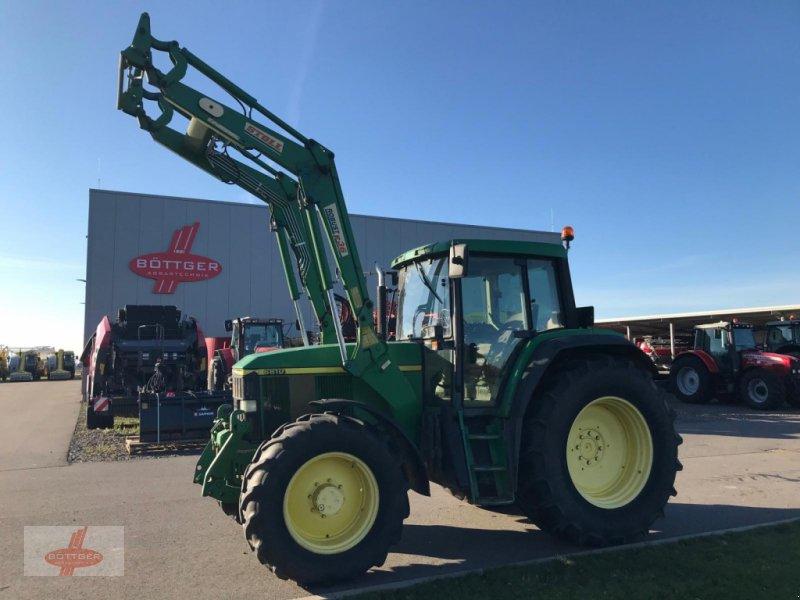 Traktor des Typs John Deere 6810, Gebrauchtmaschine in Oederan (Bild 1)