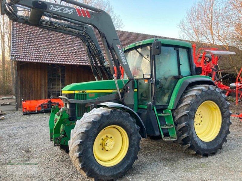 Traktor tip John Deere 6810, Gebrauchtmaschine in Kanzach (Poză 1)