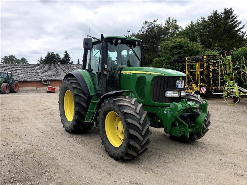 Traktor des Typs John Deere 6820 Luft bremser og Autopower, Gebrauchtmaschine in Randers SV (Bild 1)