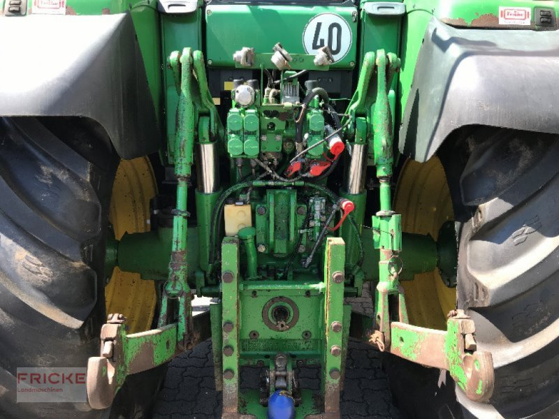 Traktor типа John Deere 6820 Power Quad, Gebrauchtmaschine в Demmin (Фотография 6)