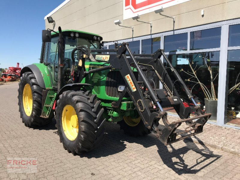Traktor типа John Deere 6820 Power Quad, Gebrauchtmaschine в Demmin (Фотография 4)