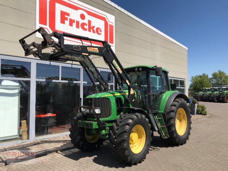Traktor типа John Deere 6820 Power Quad, Gebrauchtmaschine в Demmin (Фотография 1)