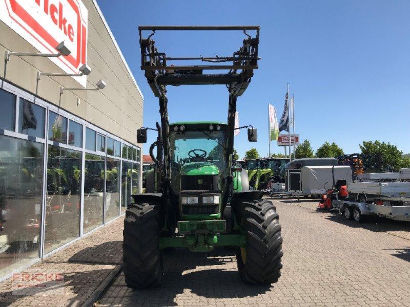 Traktor типа John Deere 6820 Power Quad, Gebrauchtmaschine в Demmin (Фотография 5)