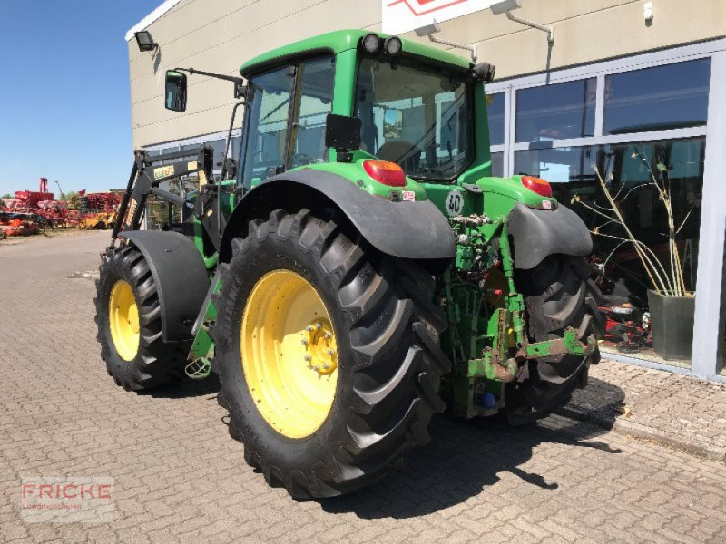 Traktor типа John Deere 6820 Power Quad, Gebrauchtmaschine в Demmin (Фотография 17)