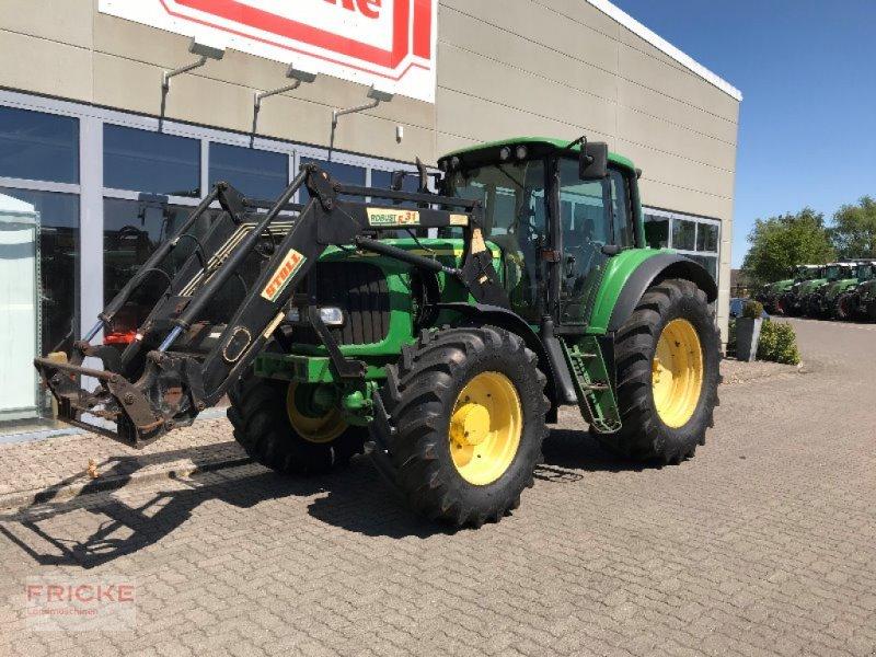 Traktor типа John Deere 6820 Power Quad, Gebrauchtmaschine в Demmin (Фотография 19)