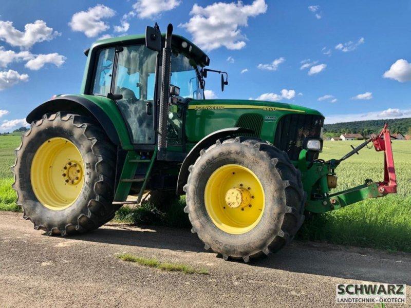 Traktor a típus John Deere 6820, Gebrauchtmaschine ekkor: Aspach (Kép 1)