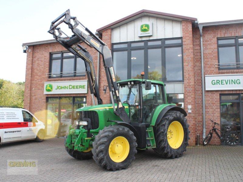 Traktor des Typs John Deere 6820, Gebrauchtmaschine in Ahaus (Bild 1)