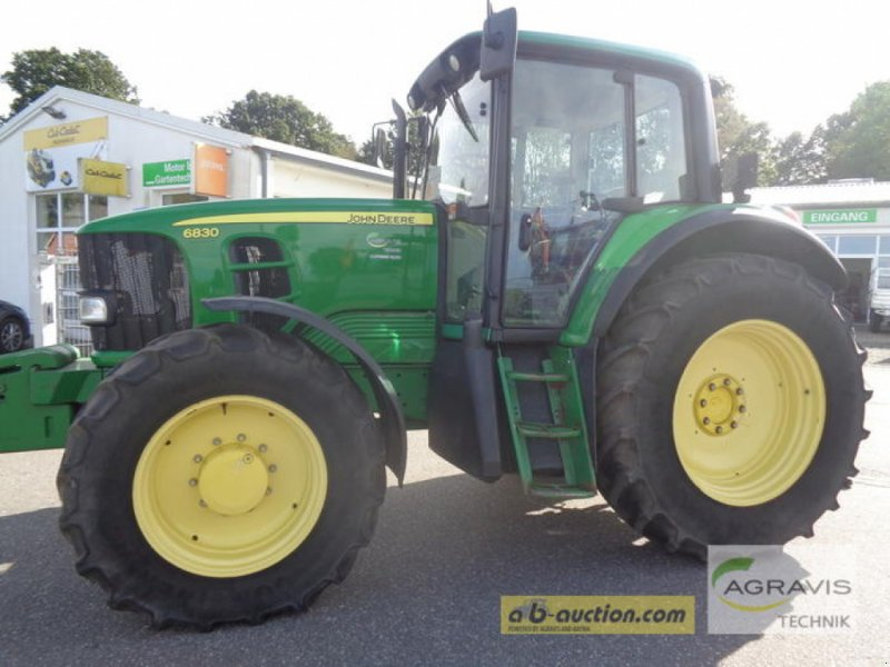 Traktor типа John Deere 6830 POWER QUAD, Gebrauchtmaschine в Gyhum-Nartum (Фотография 1)