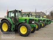 Traktor типа John Deere 6830 Power Quad, Gebrauchtmaschine в Crombach/St.Vith