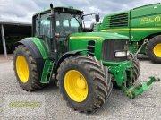 Traktor типа John Deere 6830 PowerQuad 20/20 40km/h, Gebrauchtmaschine в Bremke
