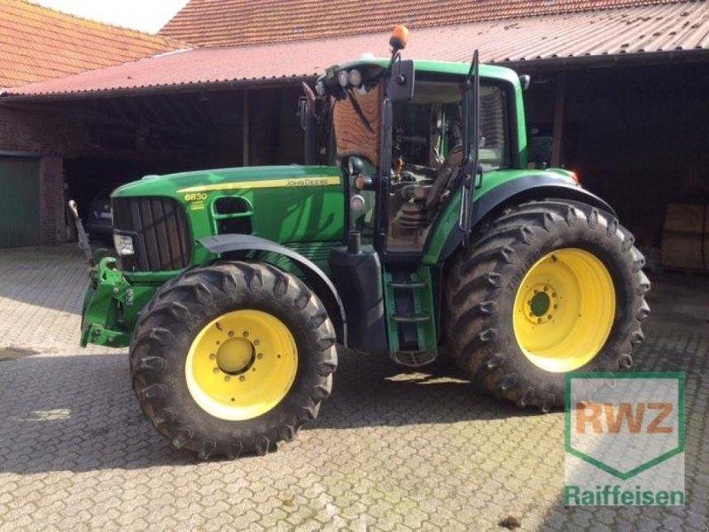 Traktor des Typs John Deere 6830 Premium AQ EcoSpeed, Gebrauchtmaschine in Geldern (Bild 1)