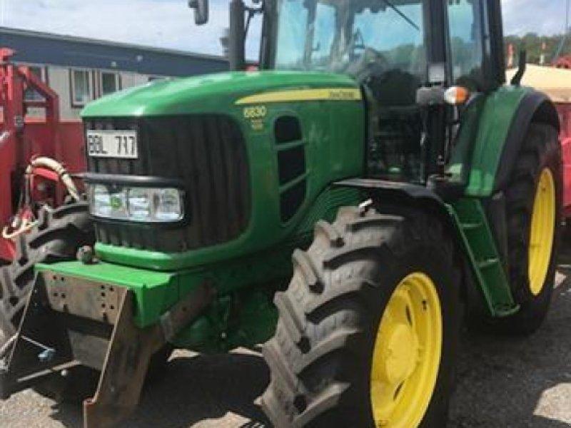 Traktor типа John Deere 6830 PREMIUM TRAKTOR, Gebrauchtmaschine в  (Фотография 1)