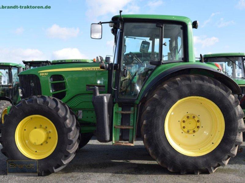 Traktor типа John Deere 6830 Premium, Gebrauchtmaschine в Bremen (Фотография 1)